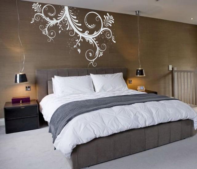 Wall Art Decals For Bedroom