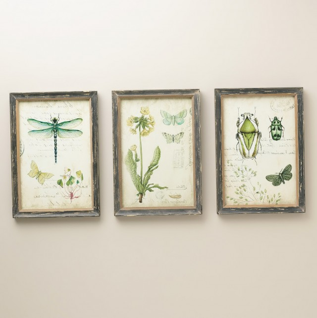 Wall Art Set Of 3