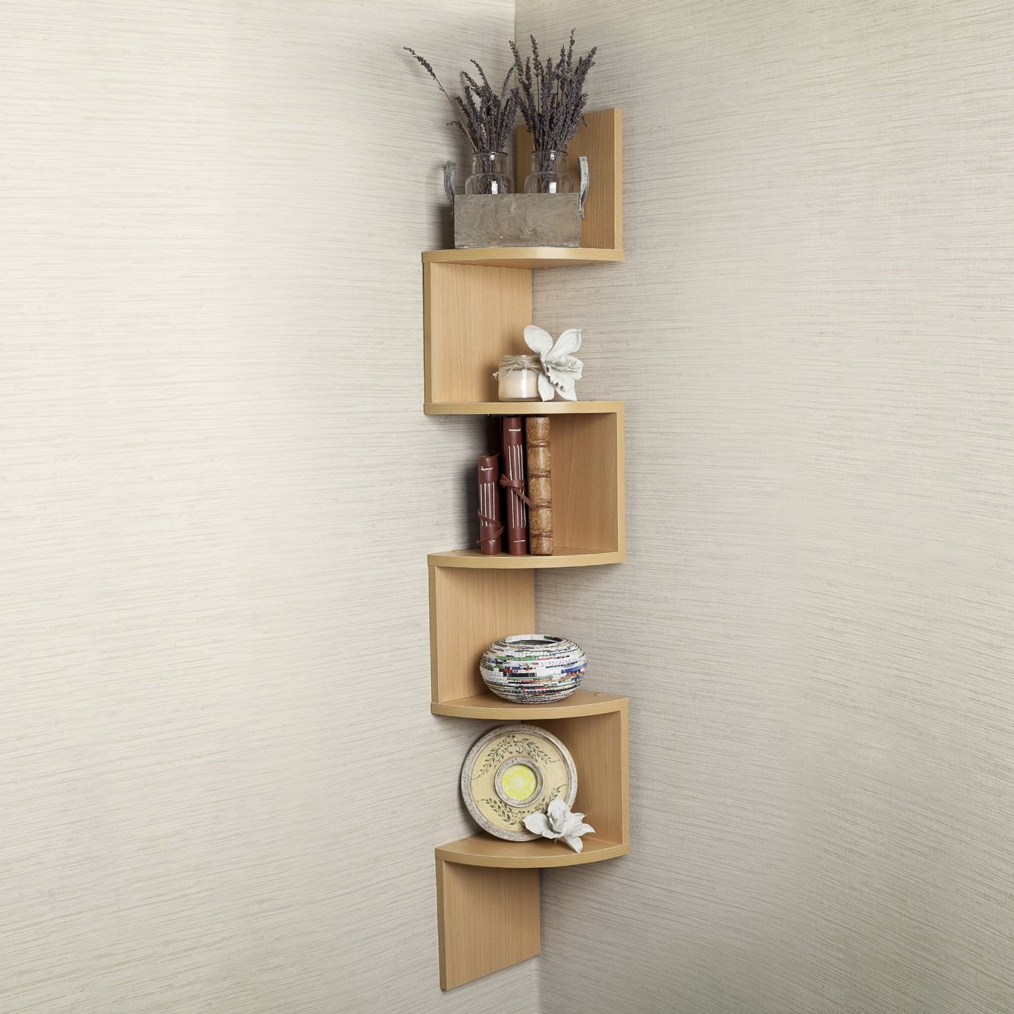 Wall Corner Shelf India