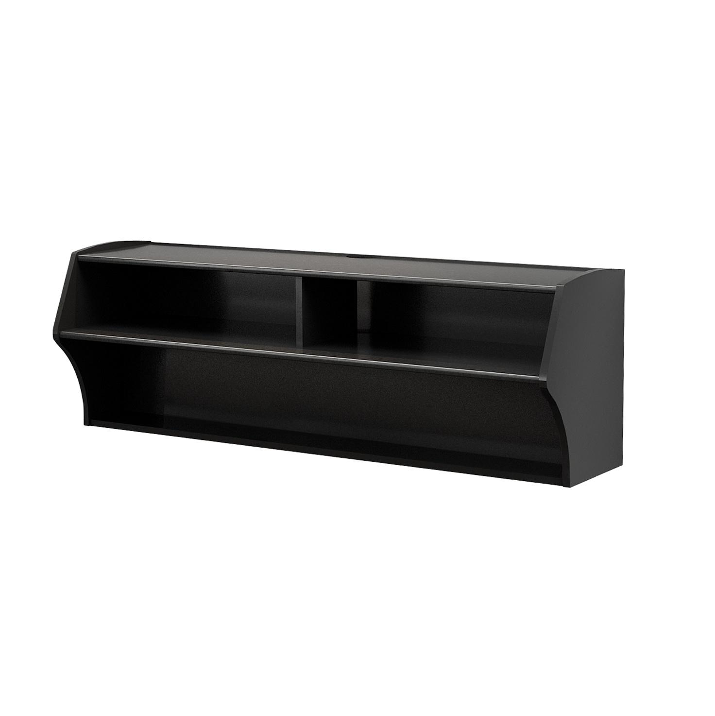 Wall Mount Media Shelf Walmart