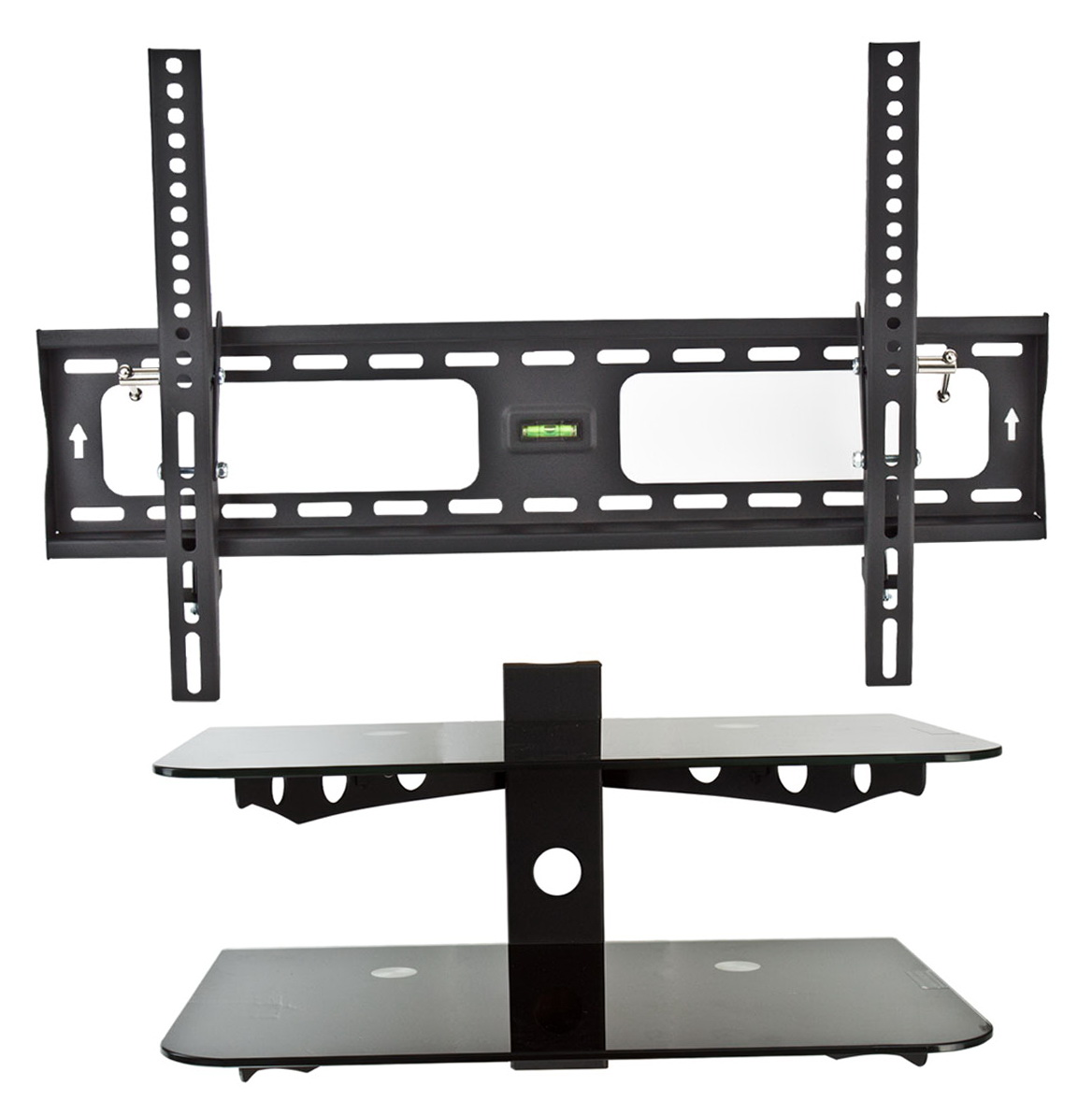 Wall Mount Shelf For Tv Components