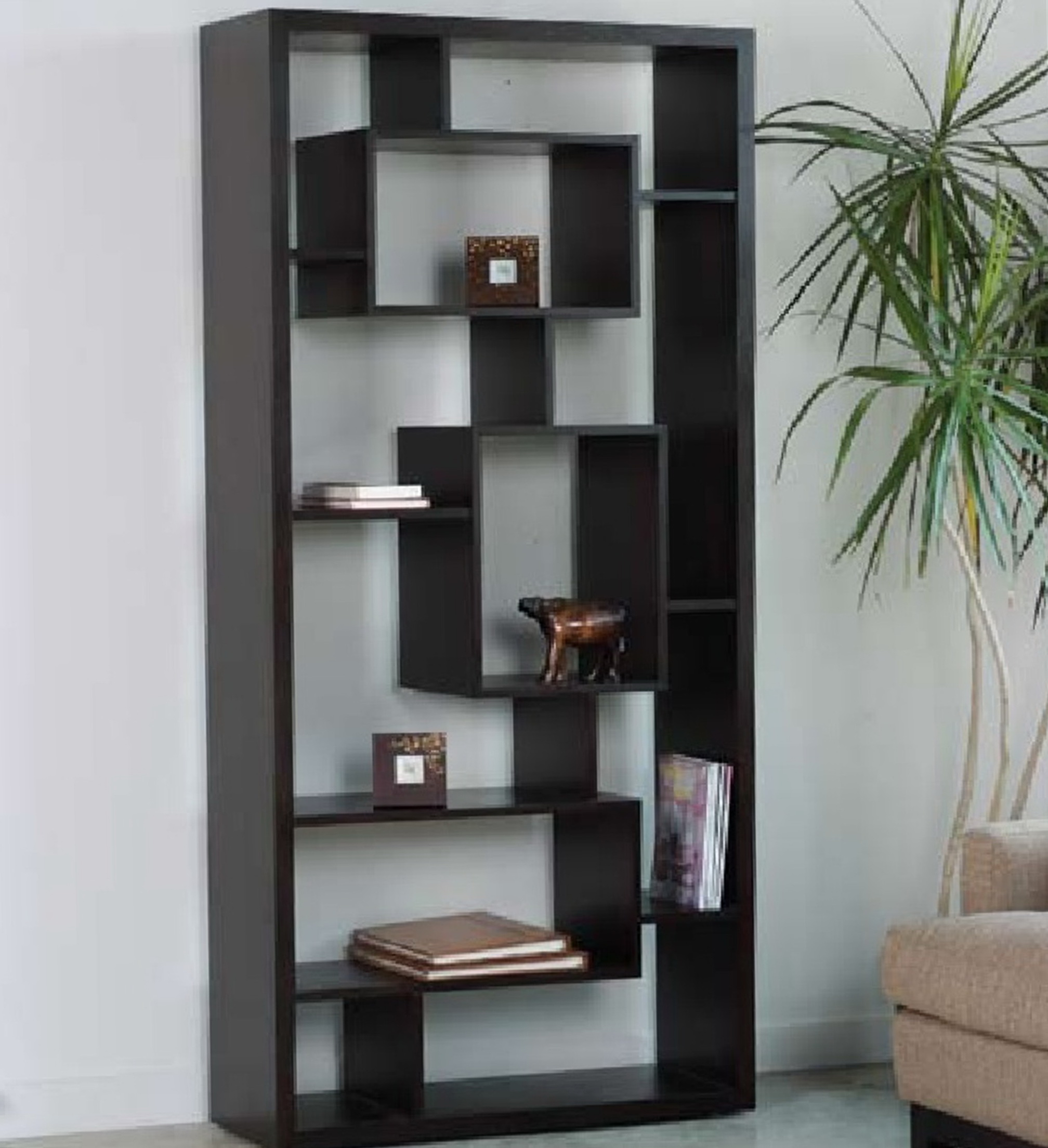 Wall Mounted Bookshelves