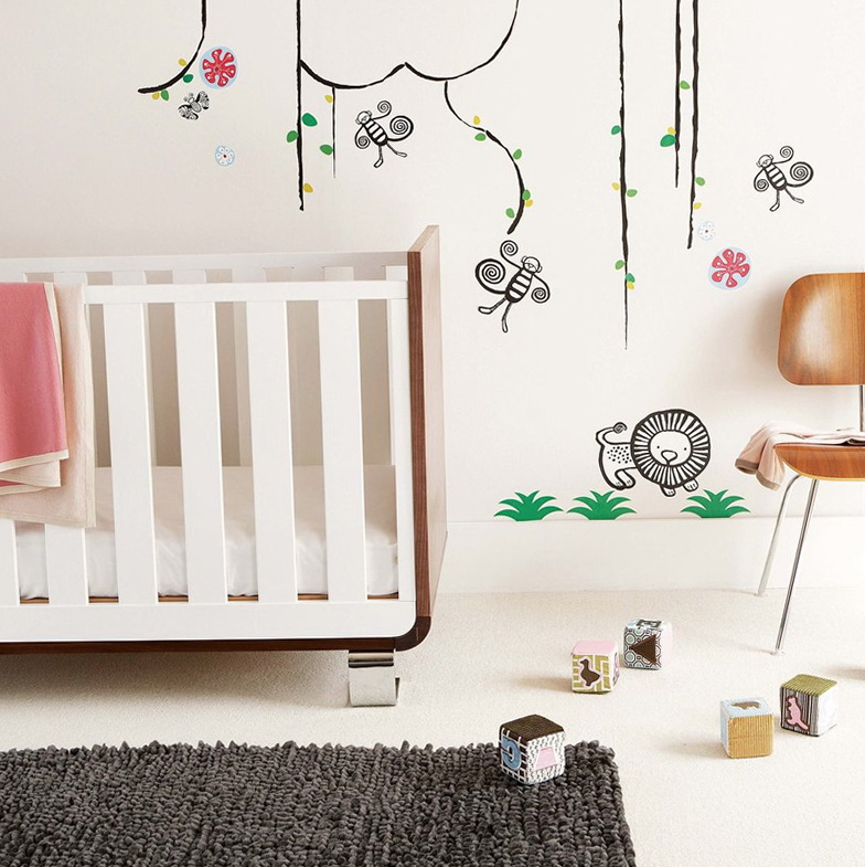 Wall Sticker Art For Nursery