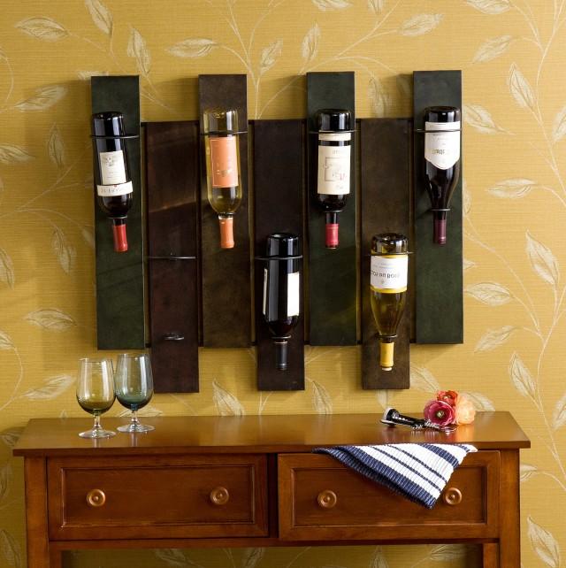 Wine Wall Art Decorating Dining Room