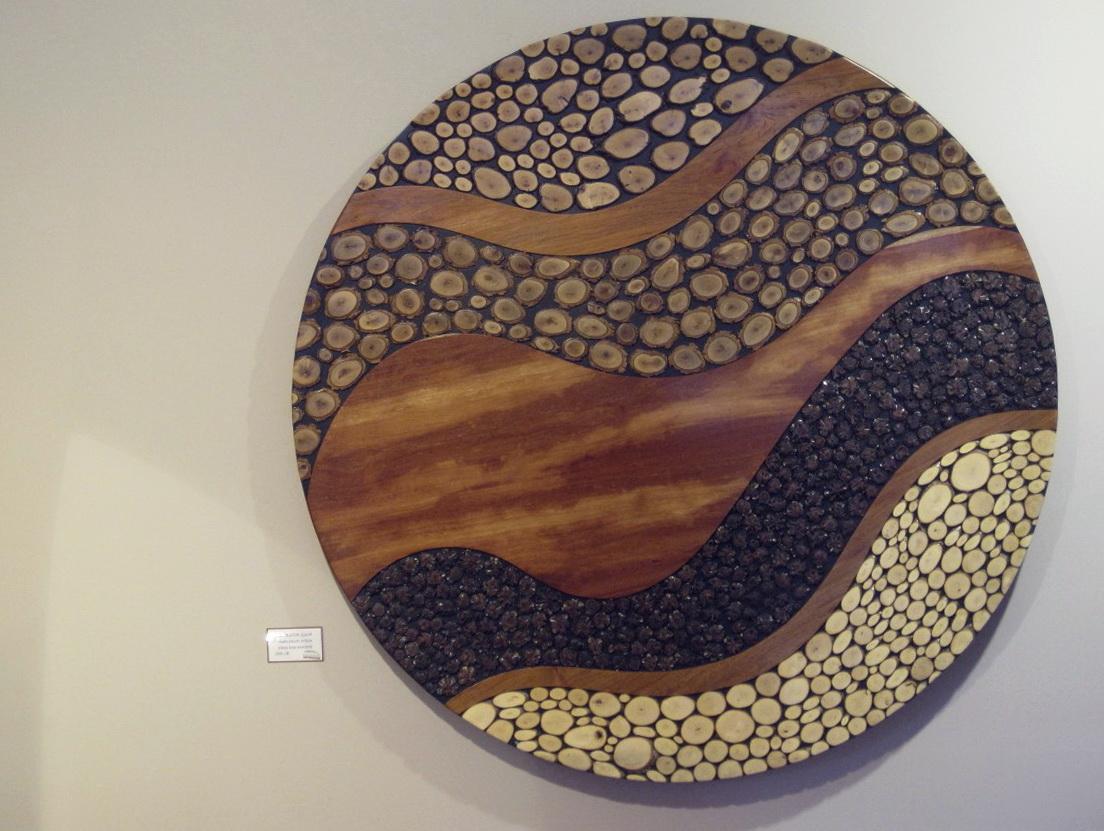 Wood Mosaic Wall Art Wall Art 12564 Home Design Ideas