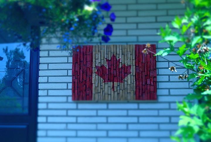 Wood Wall Art Canada