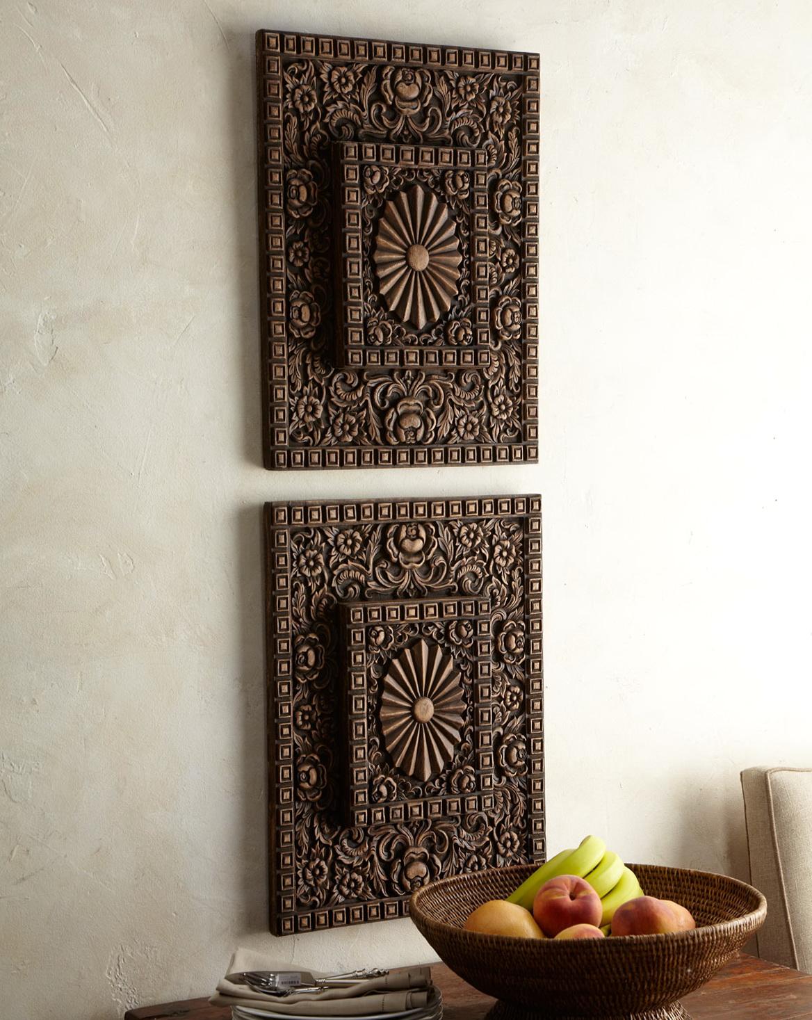 Wood Wall Art Decor