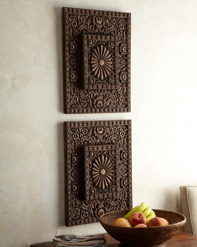 Wooden Wall Art Panels