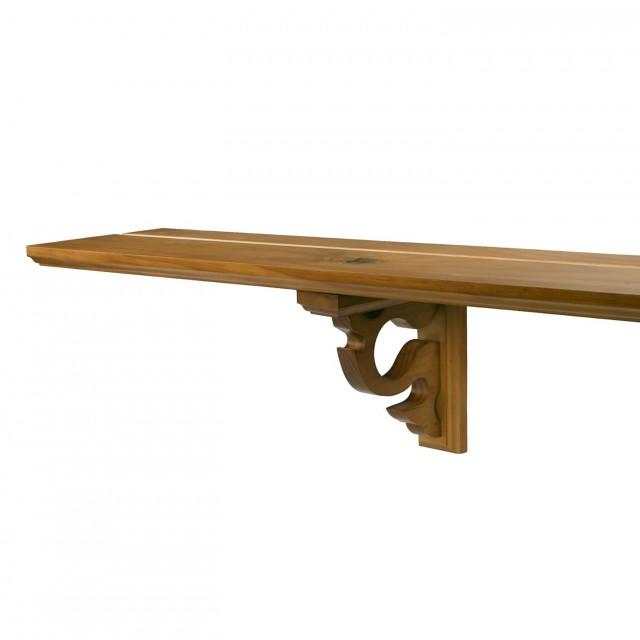 Wooden Wall Shelf Brackets