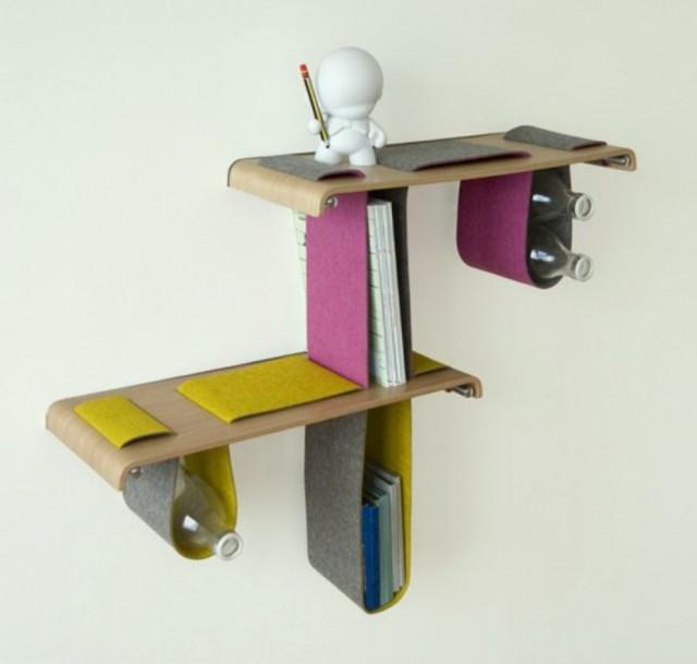 Wooden Wall Shelf Designs