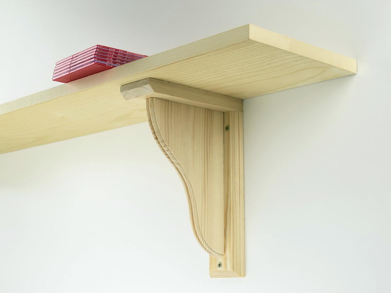 Wooden Wall Shelf Plans