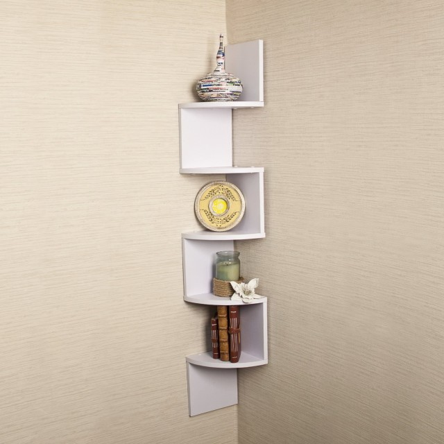 Zig Zag Wall Shelf Walmart
