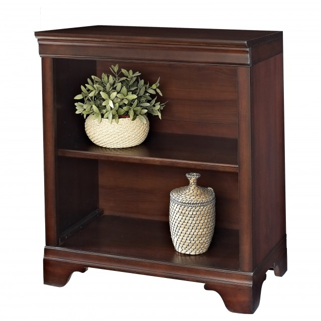2 Shelf Bookcase Cherry