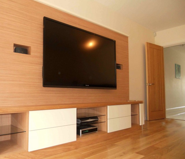 60 Inch Tv Wall Mount With Shelves