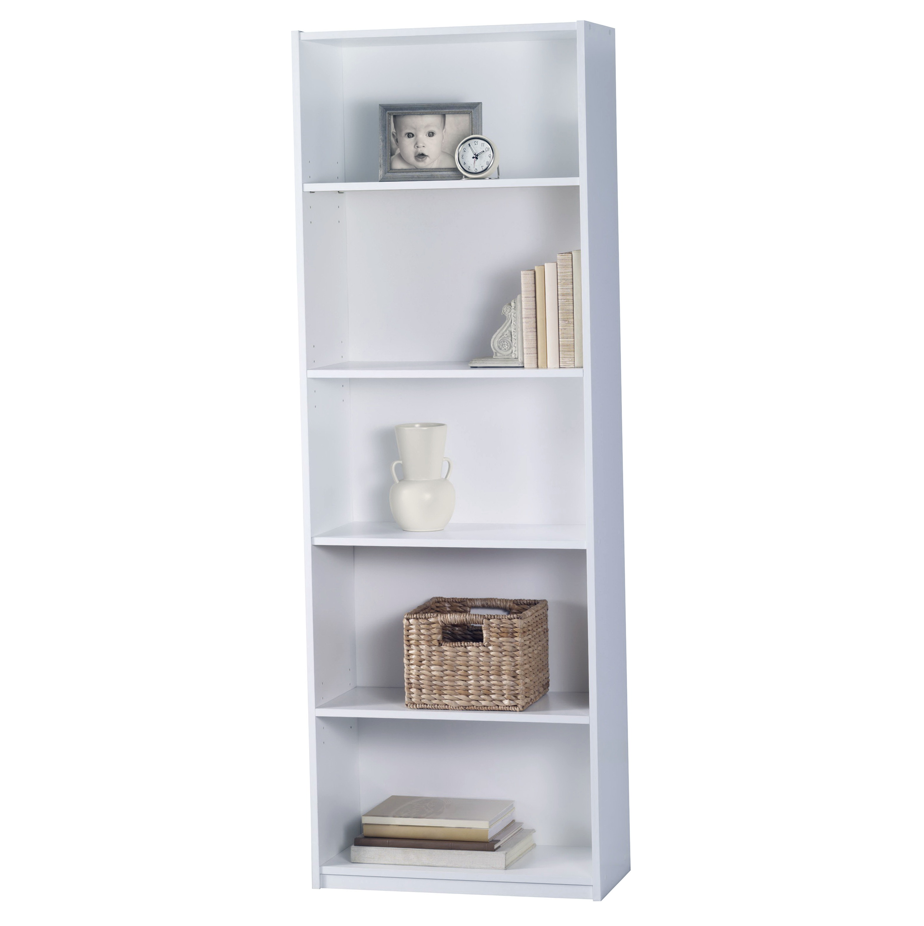 Ameriwood 5 Shelf Bookcase