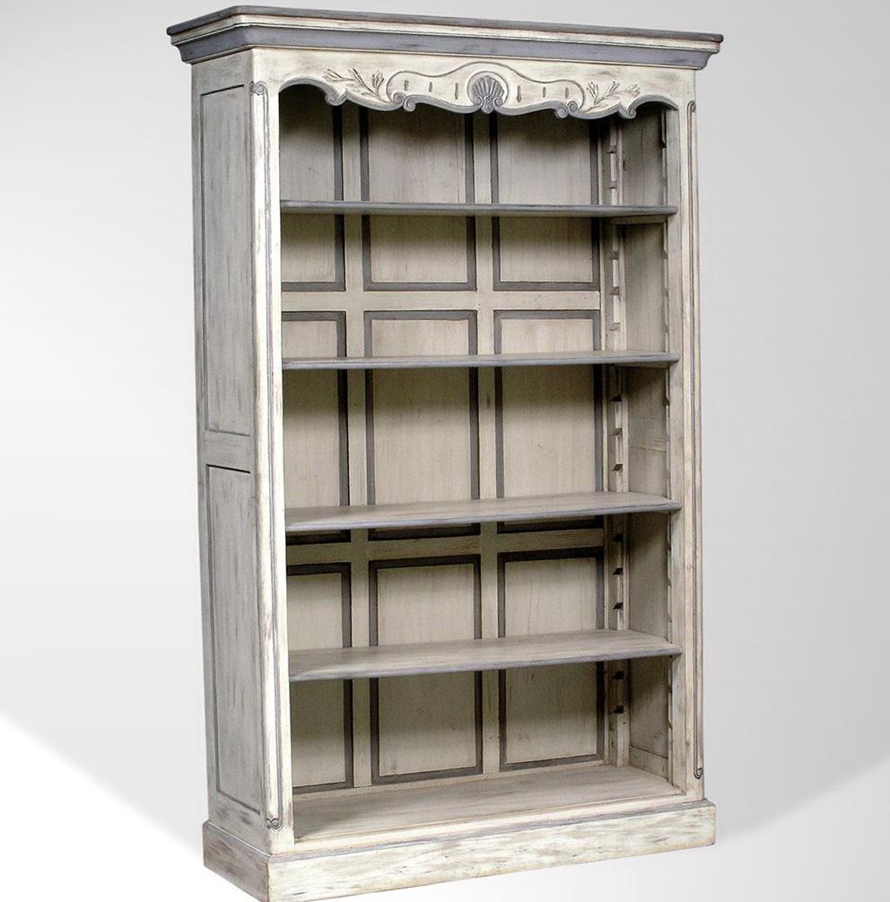 Antique White Bookcase Furniture
