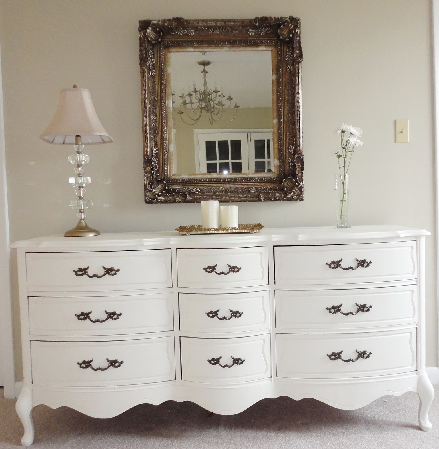 Antique White Dresser Craigslist