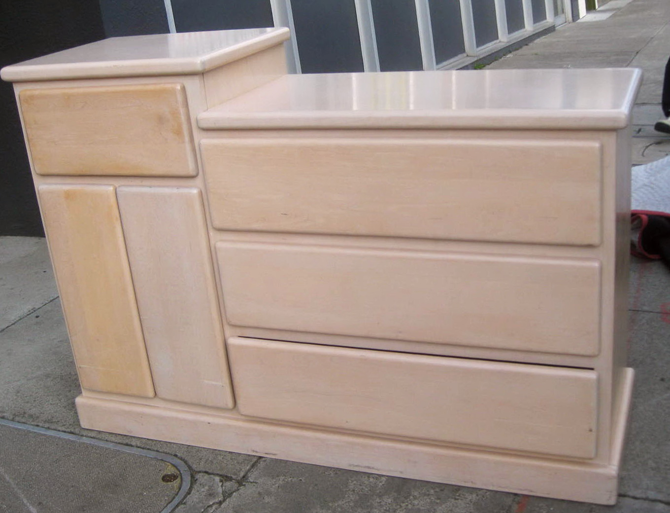 Baby Changing Table Dresser Plans