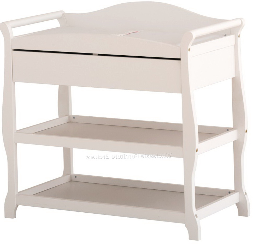 Baby Dresser Changing Table Combo