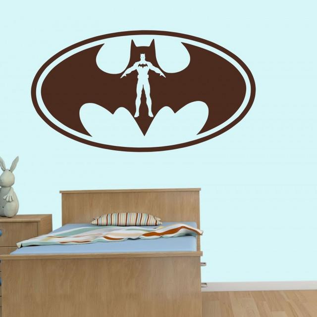 Batman Wall Art Stickers