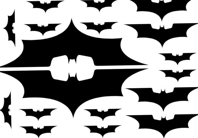 Batman Wall Artwork