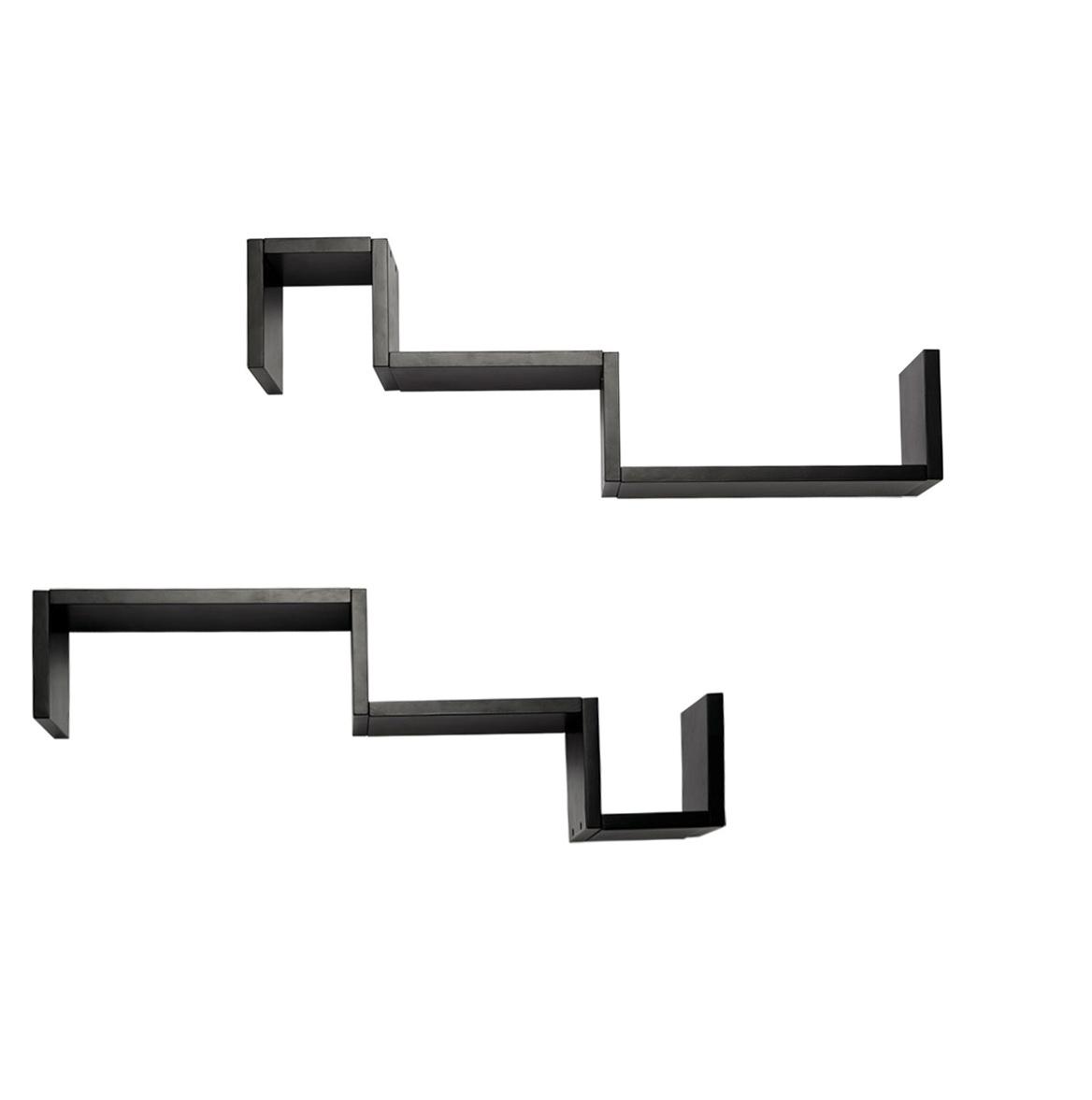 Black Wall Shelves Ikea