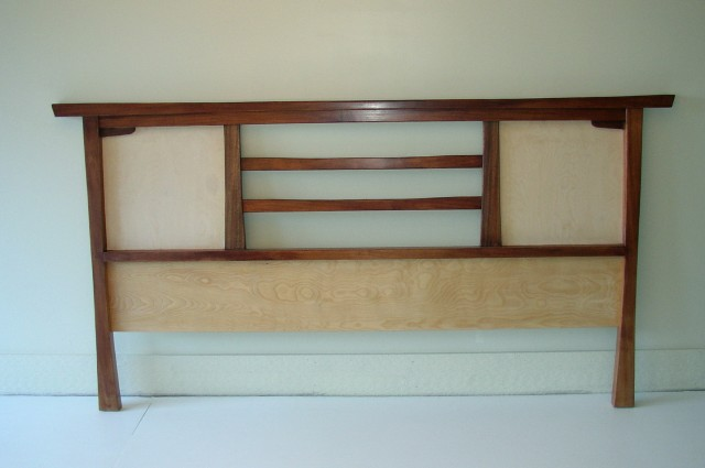 Bookcase Headboard Queen Australia