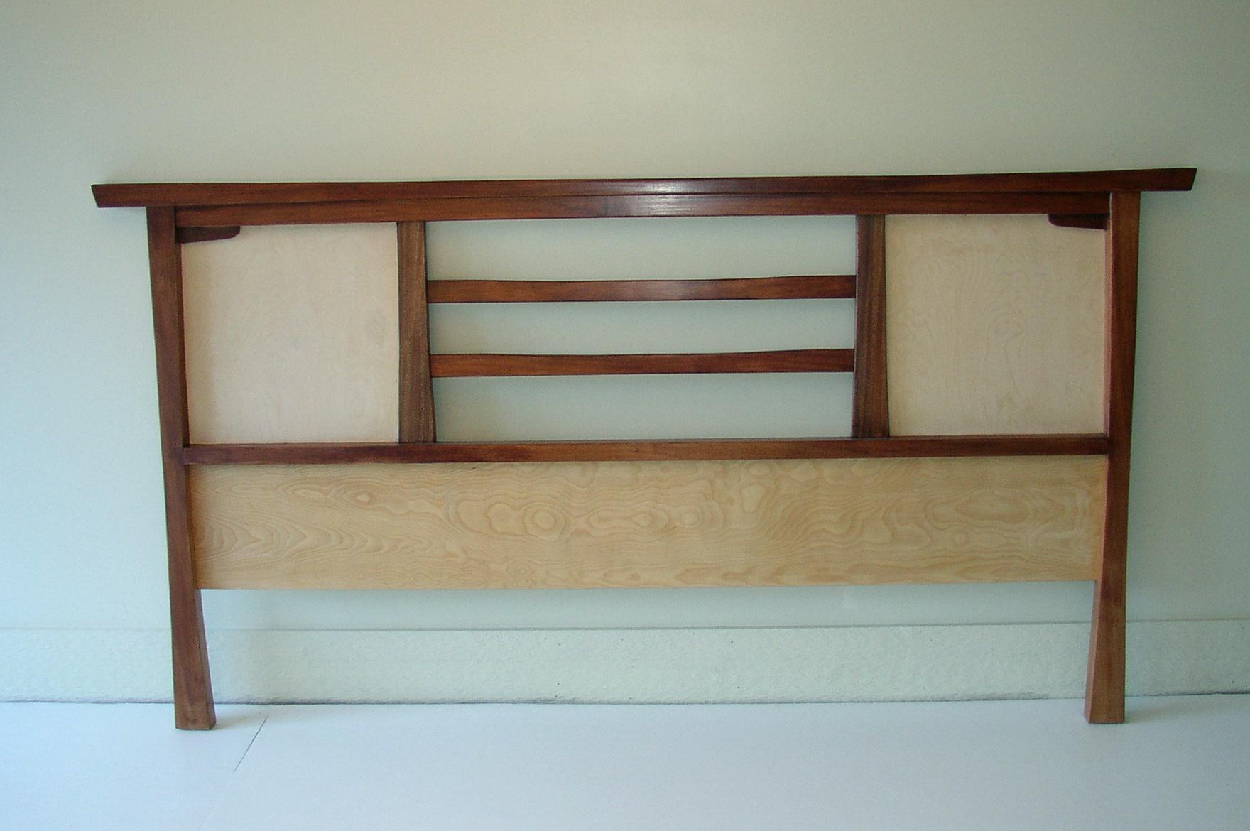 Bookcase Headboard Queen Australia