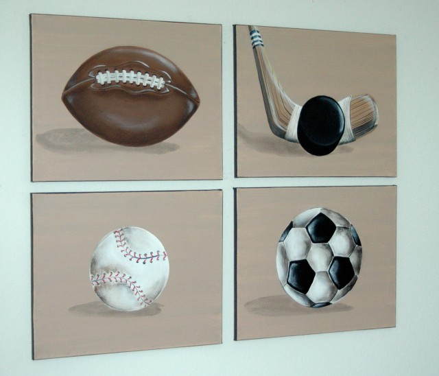 Boston Sports Wall Art
