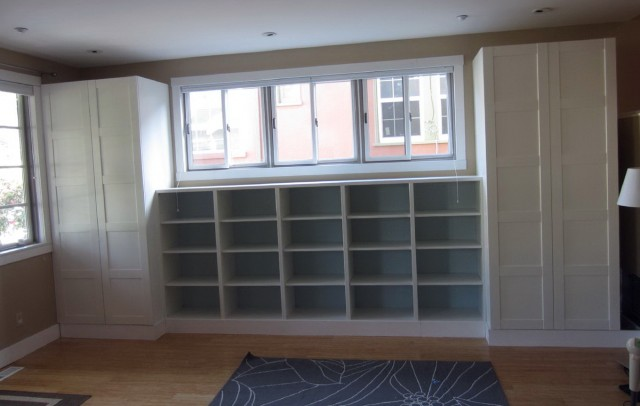 Built In Bookcases Ikea