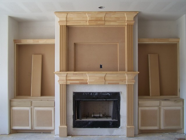 Built In Bookcases Uk