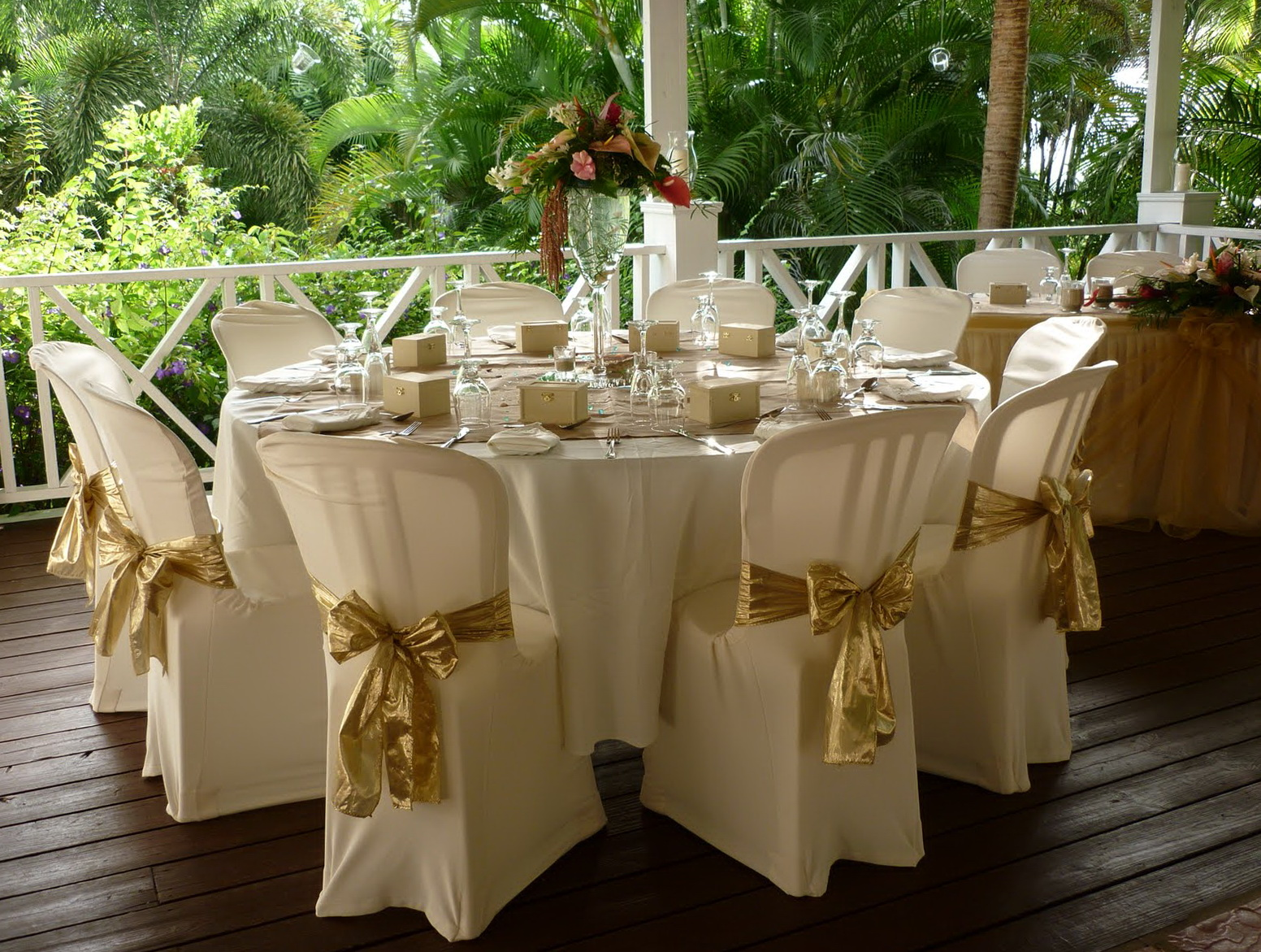 Cheap Table Linens And Chair Covers