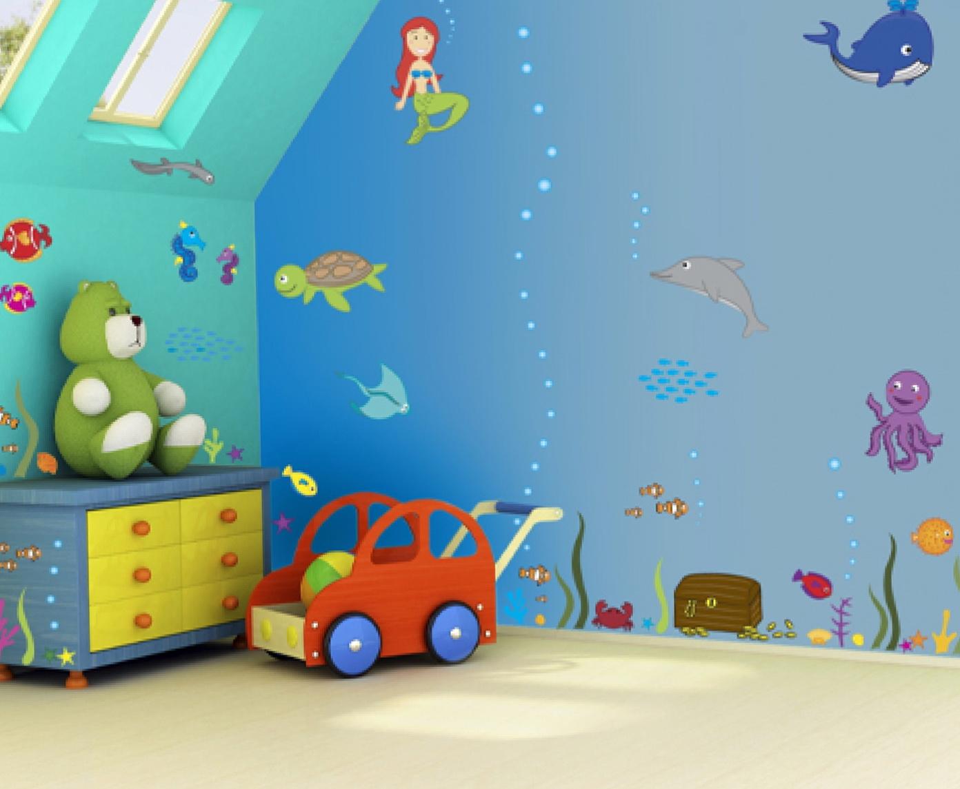Childrens Wall Art Decor