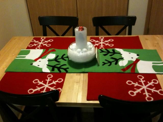 Christmas Table Linens Target