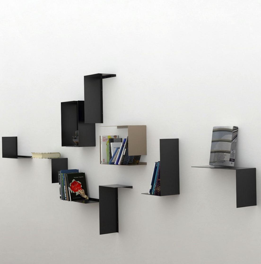 Contemporary Wall Shelves Design