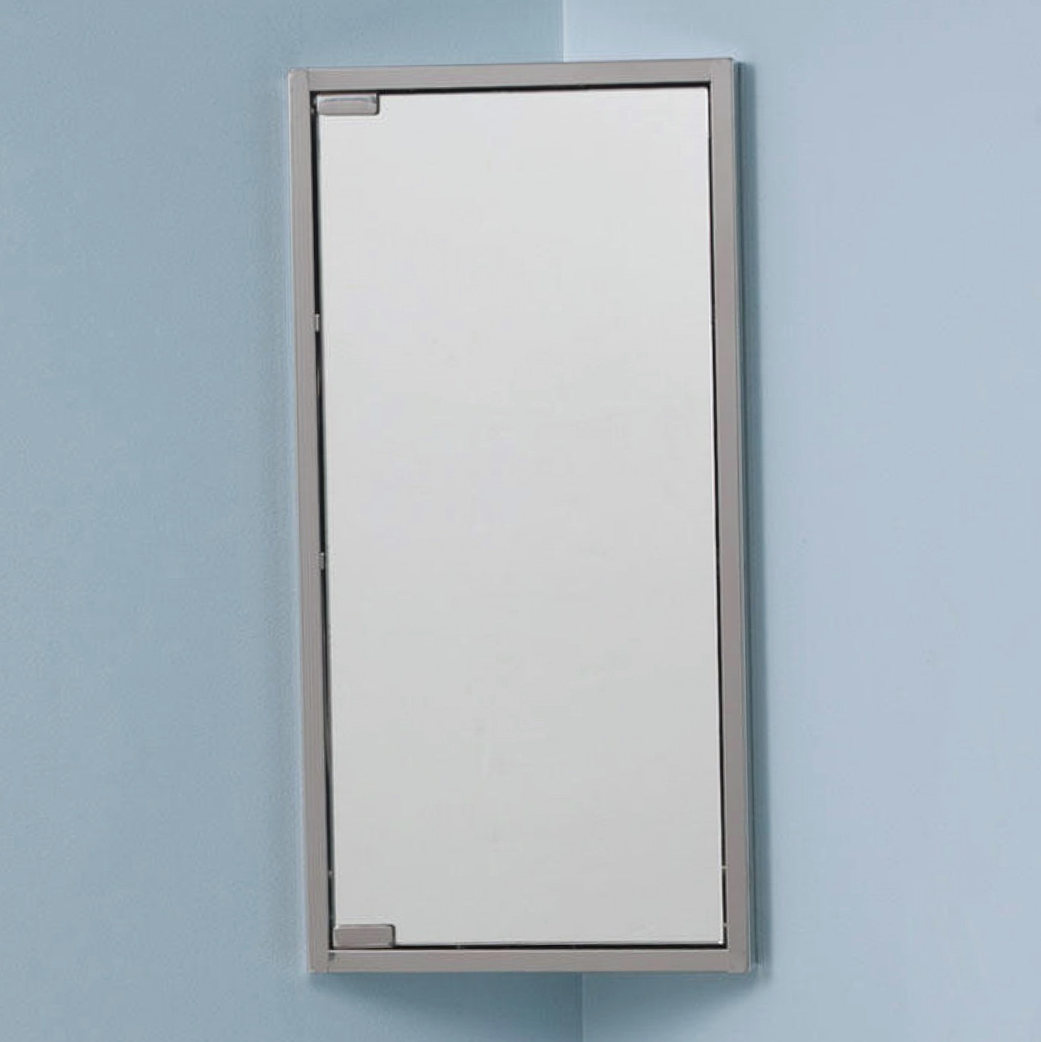 Corner Medicine Cabinet Without Mirror