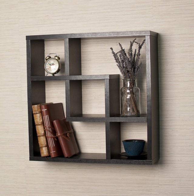 Cube Wall Shelves Ideas