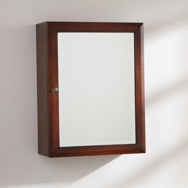 Dark Wood Medicine Cabinets