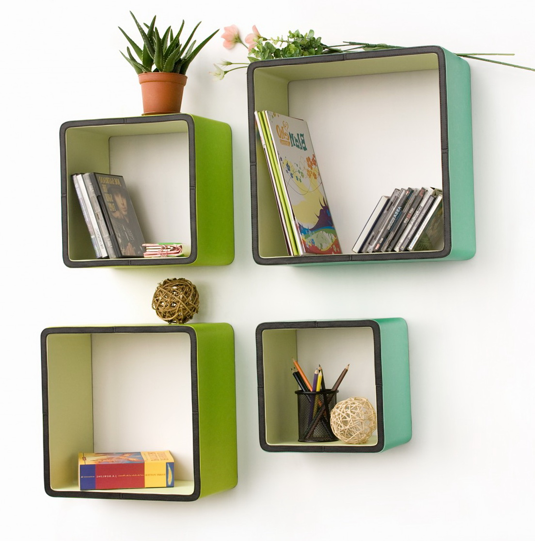 Decorative Wall Shelves For Bedroom