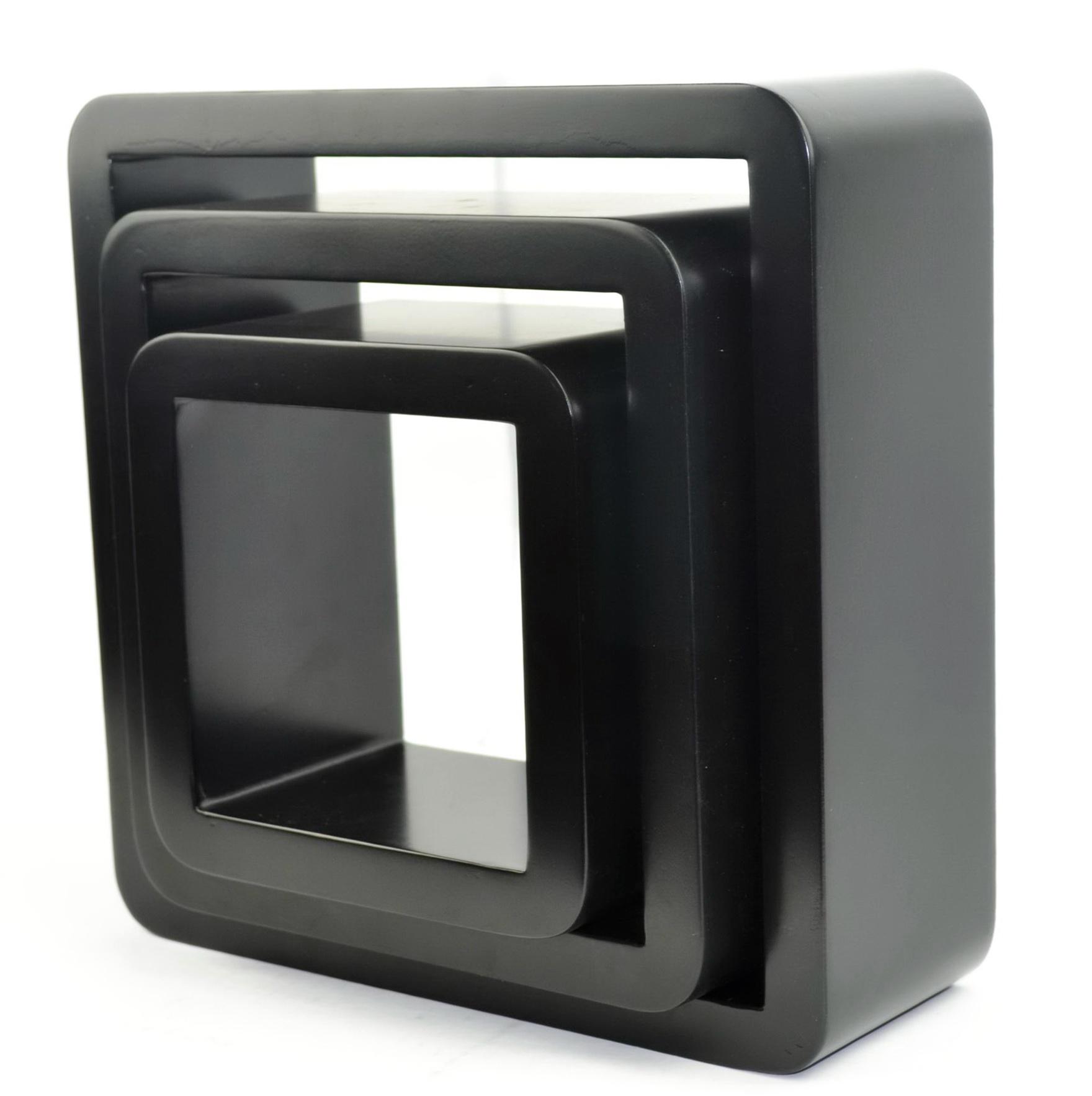 Diy Cube Wall Shelves