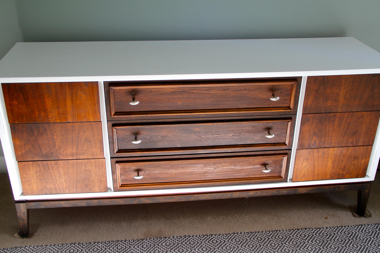 Diy Mid Century Modern Dresser