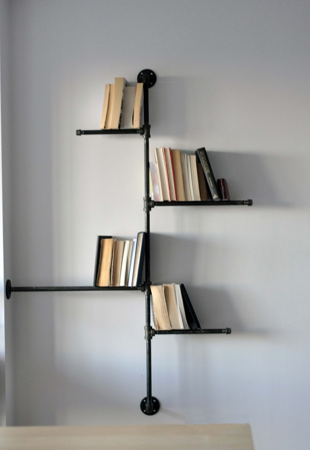 Diy Wall Shelves For Books