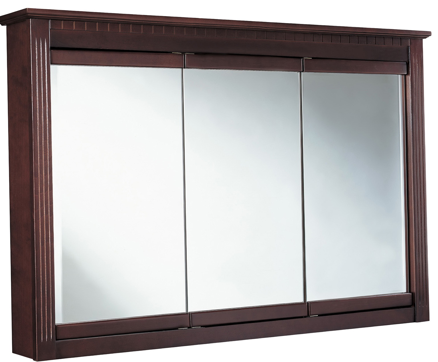 Espresso Medicine Cabinet Surface Mount