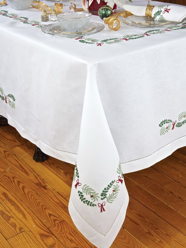 Fine Table Linens Tablecloth