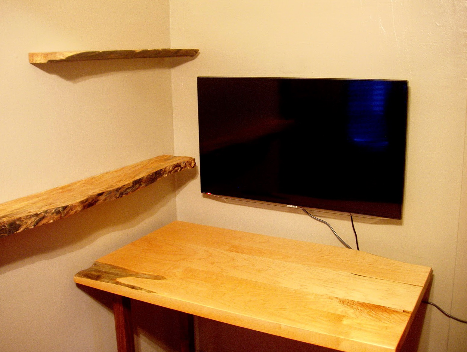 Floating Tv Wall Shelves