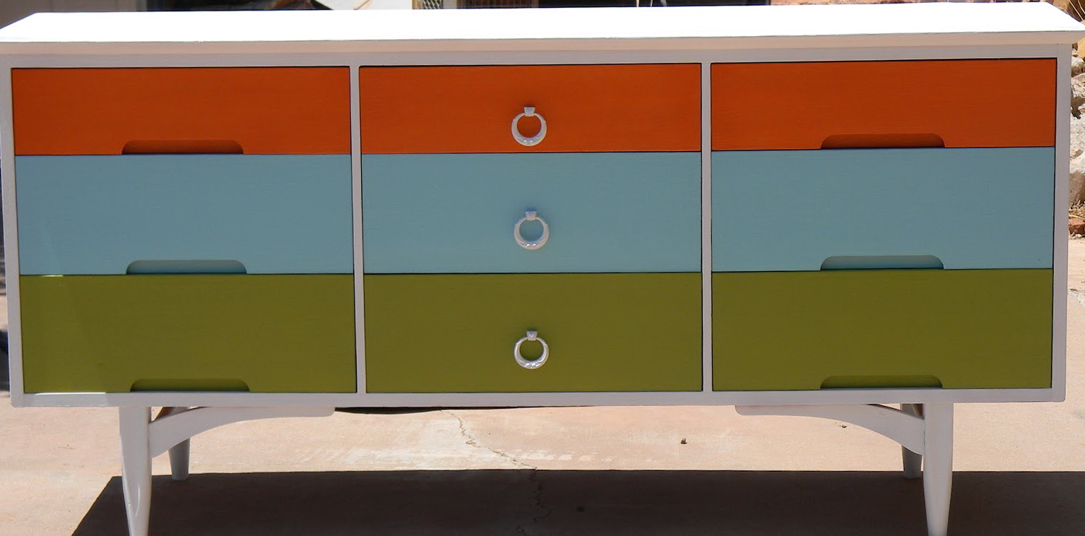 Funky Dressers And Chests