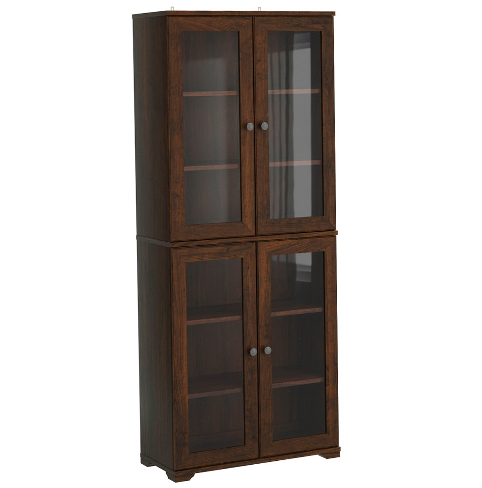Glass Front Bookcase Ikea