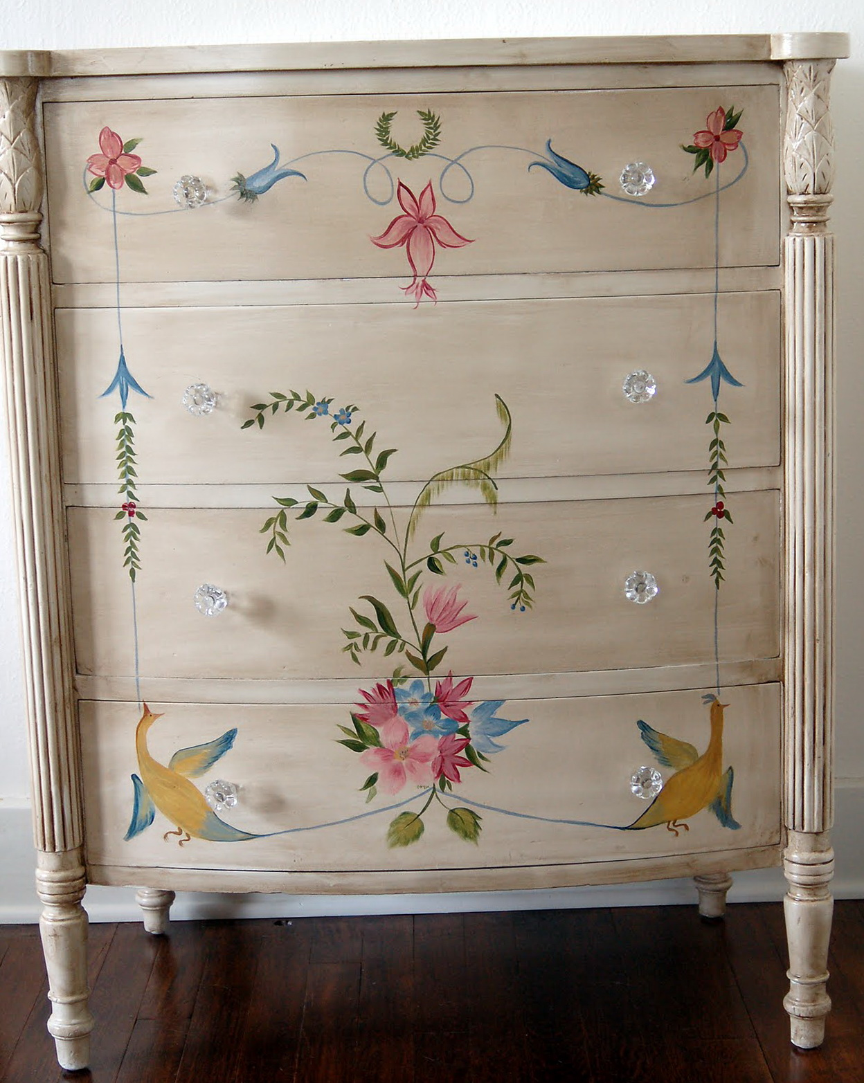 Hand Painted Dresser Ideas