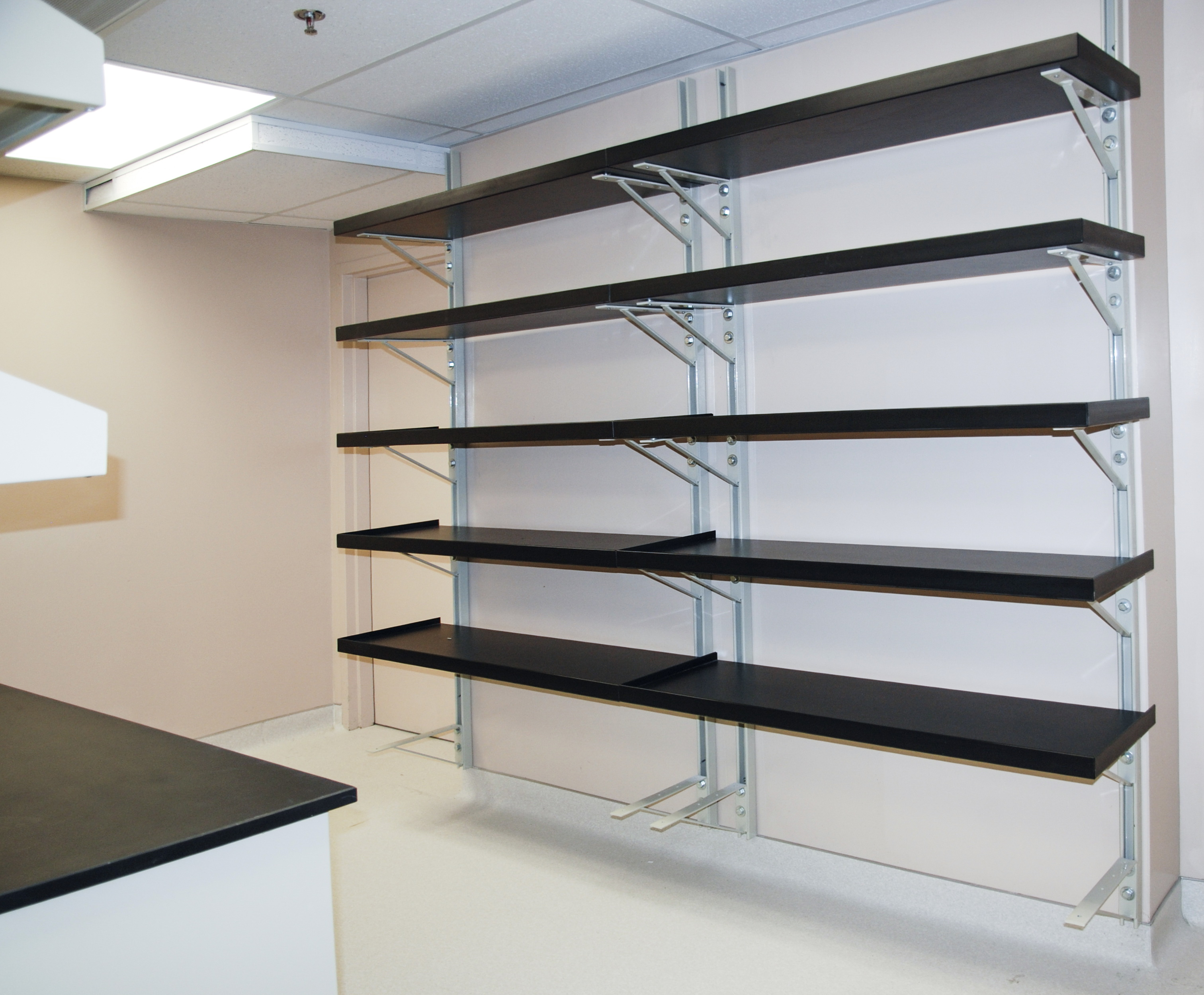 Heavy Duty Garage Wall Shelving