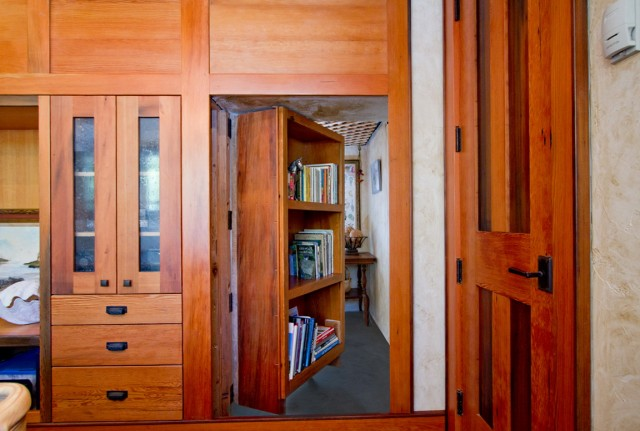 Hidden Bookcase Door Kit